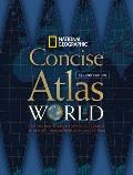 National Geographic Concise Atlas of the World (2ND 08 - Old Edition)