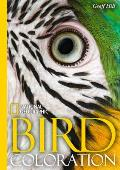 National Geographic Bird Coloration Cover