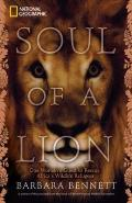 Soul of a Lion: One Woman's Quest to Rescue Africa's Wildlife Refugees Cover