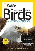 National Geographic Field Guide to the Birds of North America (National Geographic Field Guide to Birds of North America) Cover