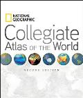 National Geographic Collegiate Atlas of the World Cover