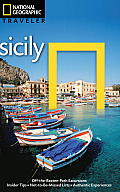 National Geographic Traveler: Sicily (National Geographic Traveler Sicily) Cover