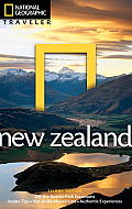 National Geographic Traveler New Zealand 2nd Edition