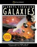 Planets Stars & Galaxies A Visual Encyclopedia of Our Universe