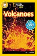 Volcanoes! (National Geographic Readers) Cover