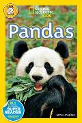 Pandas (National Geographic Readers) Cover