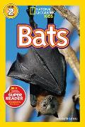 Bats National Geographic Kids Level 2