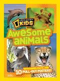 Awesome Animals (National Geographic Kids) Cover