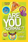"Are You ""Normal""?: More Than 100 Questions That Will Test Your Weirdness Cover"