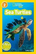 Sea Turtles (National Geographic Readers)