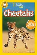 Cheetahs (National Geographic Readers)