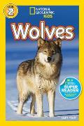 Wolves (National Geographic Readers)