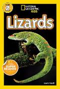 Lizards (National Geographic Kids: SR - Level 1) Cover