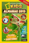 National Geographic Kids Almanac 2013