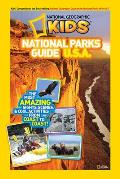 National Parks Guide U.S.A. (National Geographic Kids) Cover