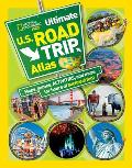 Ultimate U.S. Road Trip Atlas (National Geographic Kids) Cover