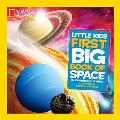 National Geographic Little Kids First Big Book of Space (First Big Books) Cover