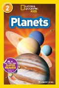 Planets (National Geographic Kids: SR - Level 2)