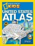 United States Atlas (National Geographic Kids) Cover