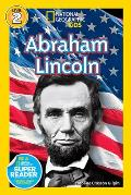 National Geographic Readers: Abraham Lincoln (National Geographic Readers - Level 2) Cover