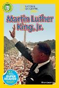 National Geographic Readers: Martin Luther King, Jr. (National Geographic Readers - Level 2)