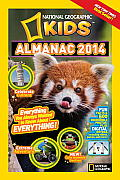 National Geographic Kids Almanac 2014 (National Geographic Kids Almanac)