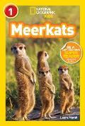 Meerkats (National Geographic Kids Super Readers: Level 1)