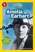National Geographic Readers Amelia Earhart