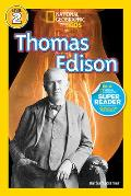 National Geographic Readers: Thomas Edison (Readers BIOS)