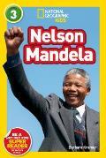 National Geographic Readers Nelson Mandela