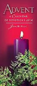 Advent: A Calendar Of Devotions 2014 by James W. Moore