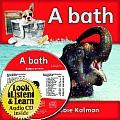 A Bath - CD + Hc Book - Package