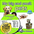 My Big and Small Pets - CD + PB Book - Package (My World)