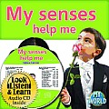 My Senses Help Me [With Paperback Book]