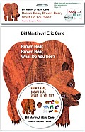 Brown Bear Brown Bear What Do You See Book & CD