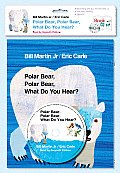Polar Bear, Polar Bear, What Do You Hear? Book + CD Set