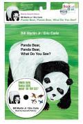 Panda Bear Panda Bear What Do You See Book & CD Set