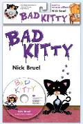 Bad Kitty (Book & CD Set) (Bad Kitty) Cover