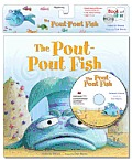 Pout Pout Fish Book & CD Set