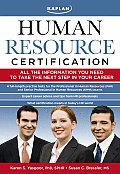 Human Resource Certification Phr Sphr