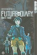 Future Diary Volume 10