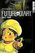 Future Diary Volume 8
