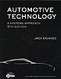 Automotive Technology A Systems Approach 5th Edition