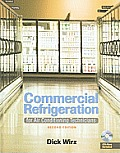 Commercial Refrigeration for Air - With CD (2ND 10 Edition) Cover