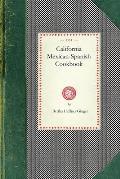 California Mexican-Spanish Cookbook