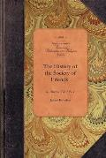 History of Society of Friends, V1, PT4: Vol. 1 PT. 4 (American Philosophy and Religion)