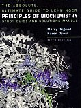 Lehninger Principles of Biochemistry and Absolute Ultimate Guide - Study Guide and Cell Map (5TH 09 - Old Edition)