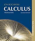 Multivariable Calculus, Early Transcendentals