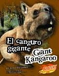 El Canguro Gigante/Giant Kangaroo (Monstruos Extintos/Extinct Monsters)
