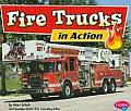 Fire Trucks in Action (Fighting Fire)